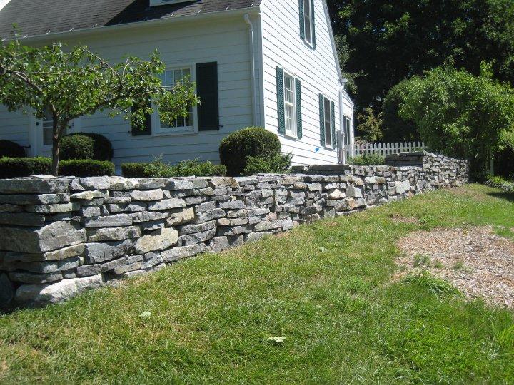 Natural Stone Walls In Utica Ny