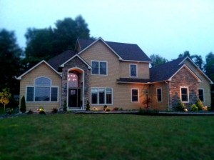 outdoor lighting utica ny