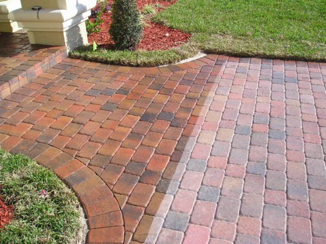 Paver Cleaning Sealing Amp Repair In Utica Ny