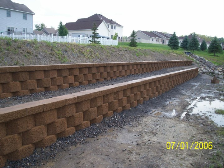 keystone retaining wall 3