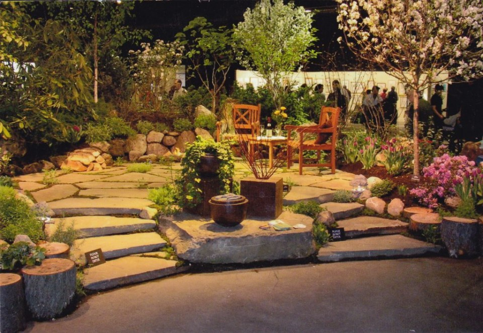 Outdoor Living 5 Stone Age Landscaping