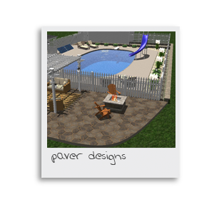 Paver Design Stone Age Landscaping